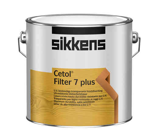 Sikkens Cetol Filter 7 plus (Cetol Classic Farbtöne)